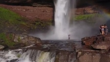 Nature selfie hunters causing safety concerns