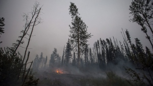 CTV National News: Widespread wildfires