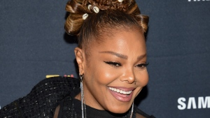 """Singer Janet Jackson attends her """"Made For Now"""" single release party at Samsung on Friday, Aug. 17, 2018, in New York. (Photo by Evan Agostini/Invision/AP)"""