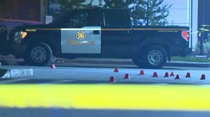 Police officer seriously injured in hit and run in southeast Calgary | CTV News