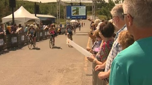 Wildfire smoke cancels the Enbridge Ride to Conquer Cancer | CTV News