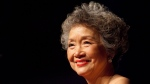 Former Governor General Adrienne Clarkson delivers a speech accepting the Vimy Award in Ottawa on Friday, November 19, 2010. Clarkson was honoured as the 2010 recipient of the Vimy Award. THE CANADIAN PRESS/Pawel Dwulit