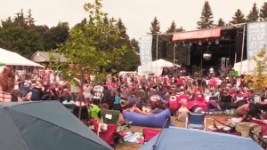 Attendance soars at Elora Riverfest