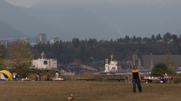 Air quality advisory issued for Fraser Valley, eastern Metro Vancouver