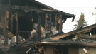 Crews knock down northeast fire
