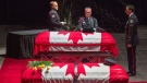 CTV National News: Regimental funeral for officers