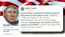 CTV National News: Trump bashes social media