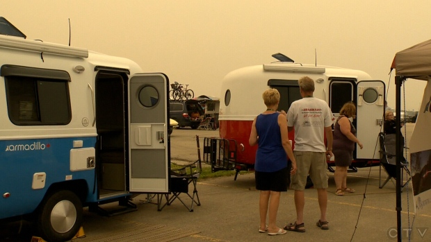 Happy birthday Boler: 100s of cute campers in Winnipeg for