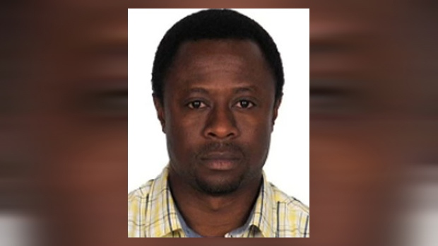 Oluwatosin 'Tosin' Oluwafemi is charged with second-degree murder in connection with the death of his four-year-old daughter Olive. (Calgary Police Service)