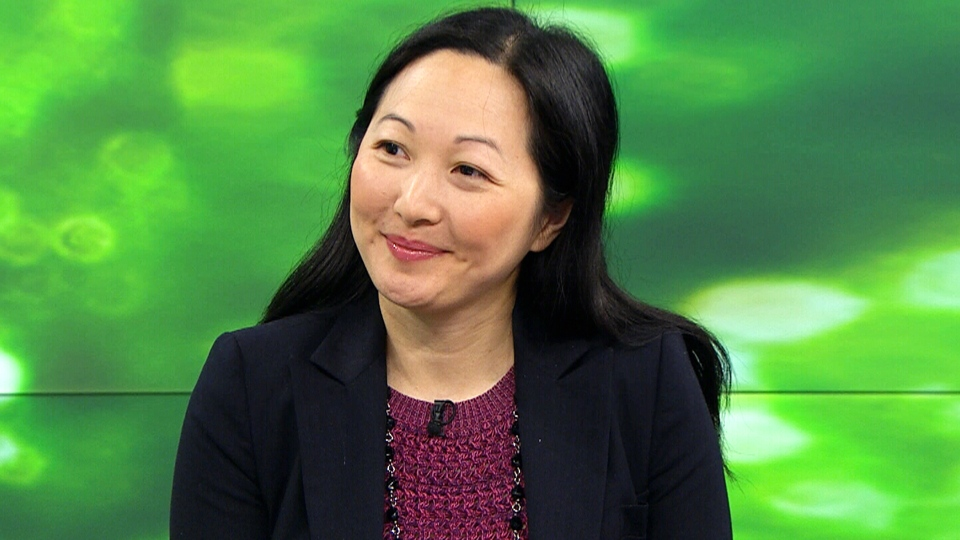 Dr. Julielynn Wong speaks to CTV's Your Morning