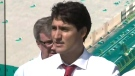Trudeau 'will not flinch' to address politics of