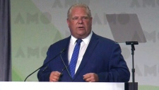 Doug Ford in Ottawa