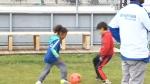 Removing boundaries through soccer