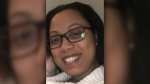 Kerryann Lewis, 36, is seen in this undated image. Lewis has been charged with second-degree murder in the death of her daughter, Aaliyah Rosa.