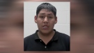 Undated photograph of Dre Kade Sweetgrass, the Blood Reserve man wanted in connection with an assault and robbery in Lethbridge (photo: LPS)