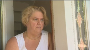 Donna Faruolo, witness to dog attack
