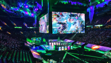 Rogers Arena hosts eSports event