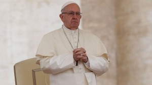 CTV National News: Pope Francis issues statement