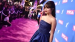 Camila Cabello arrives at the MTV Video Music Awards at Radio City Music Hall on Monday, Aug. 20, 2018, in New York. (Photo by Charles Sykes/Invision/AP)