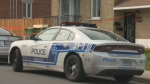 Police said a woman's body which was found in a Montreal North residential pool on the morning of Tues., Aug. 21, 2018, bore no signs of violence.