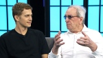 "Hayden Christensen says ""Little Italy"" is a love l"