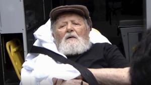 U.S. deports 95-year-old ex-Nazi prison guard