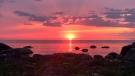 Beautiful Grand Marais sunset. Photo by Jessica LeBlanc.