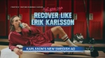The Sens captain, Erik Karlsson stars in a new Swe