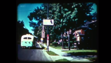 Mid-century films depicting life in Kitchener show clearly how the city has changed. (Source: Kitchener Public Library)