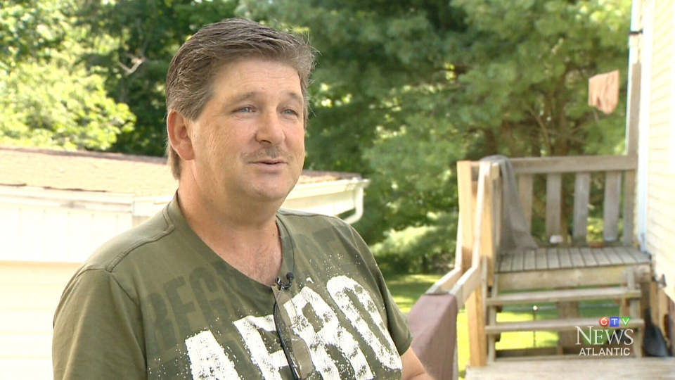 Donald Duane Bartlett, a 54-year-old contractor in Truro, N.S.
