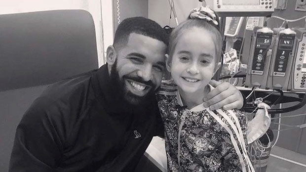 Downers Grove girl, Drake's 'little best friend,' gets a new heart