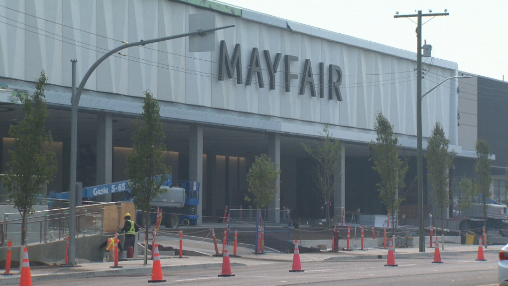Mayfair Mall