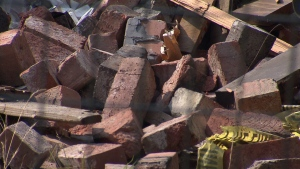 Multimillion-dollar price tag for pile of rubble