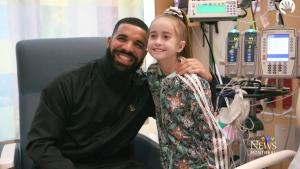 Trending: Drake makes a fan's day