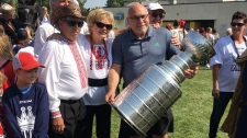 Trotz and cup