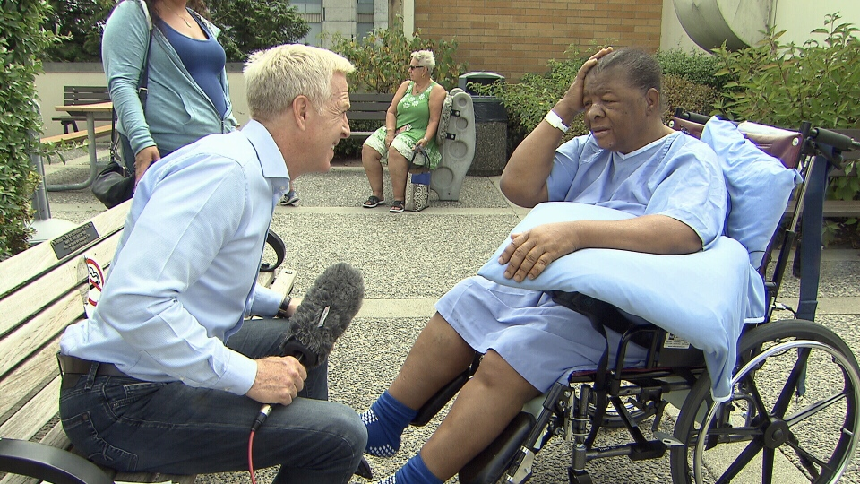 Shirley Cooke suffered a stroke but her insurance denied coverage