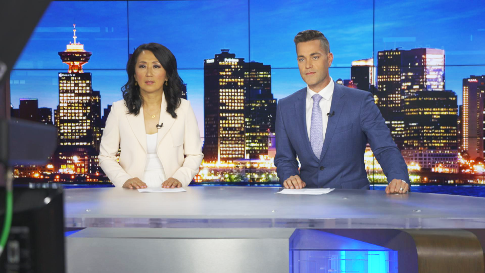 Mi-Jung Lee and Scott Roberts have been named the new co-anchors of CTV Vancouver's nightly 6 p.m. newscast.