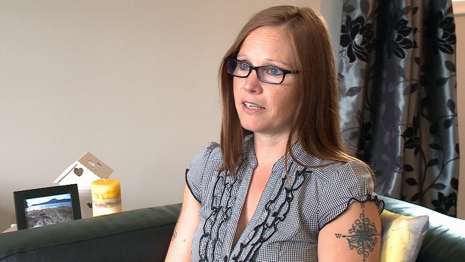 Michelle Nel from Prescott, Ont., was stung by a hornet four times while gardening last week. But, due to an EpiPen shortage, she hesitated to use her son's auto-injector.