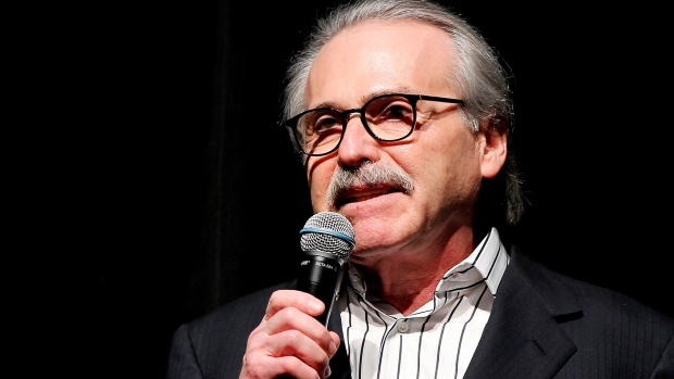 David Pecker, Chairman and CEO of American Media