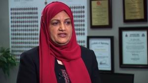 Scarborough Centre Liberal MP Salma Zahid
