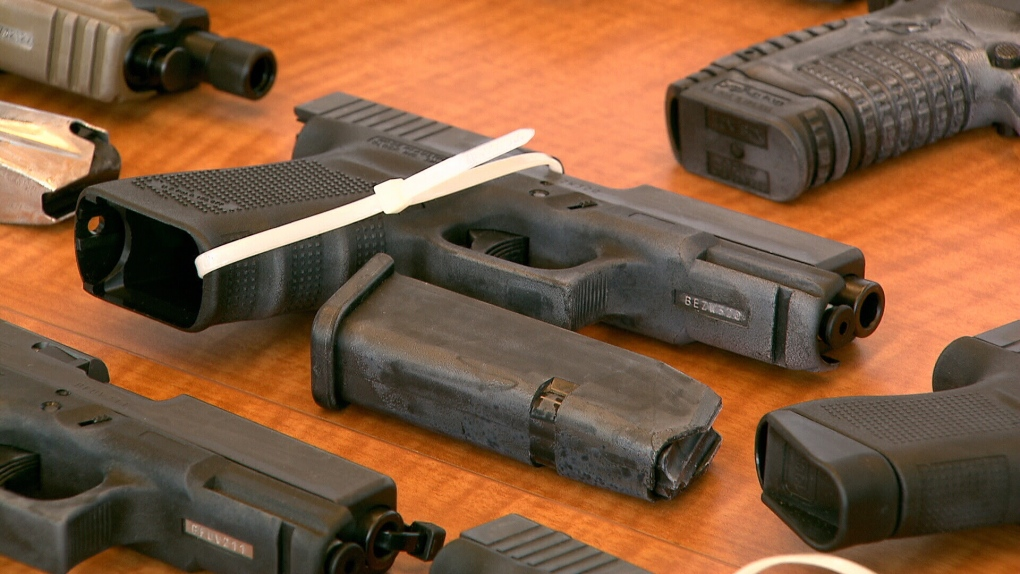 Handgun ban
