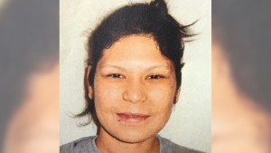 Samantha Towedo is seen in this Edmonton Police Service handout photo.