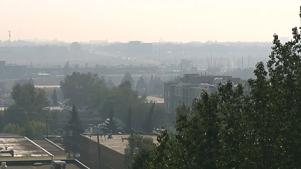 Vancouver Island Air Quality Advisory