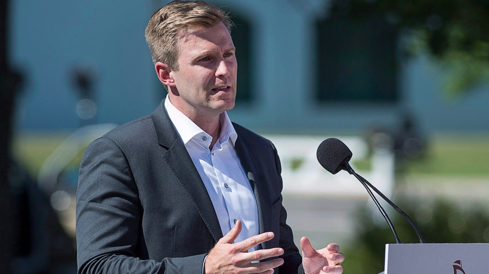 New Brunswick Premier Brian Gallant is described as a boyish-looking incumbent, a big spender who stands up for gender equality and social justice, observers say.