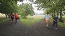 To run or jog?
