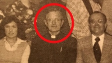 Father Arthur Carragher