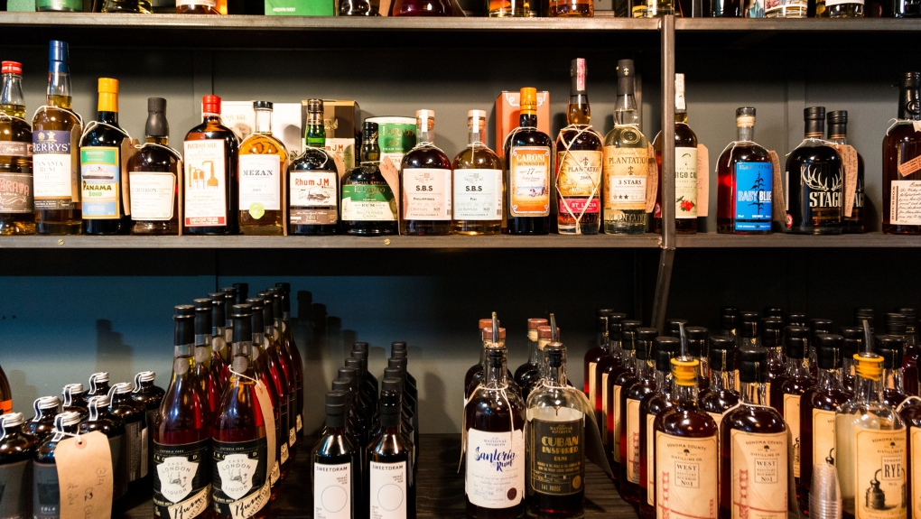 Ontario government reviewing report from special alcohol adviser