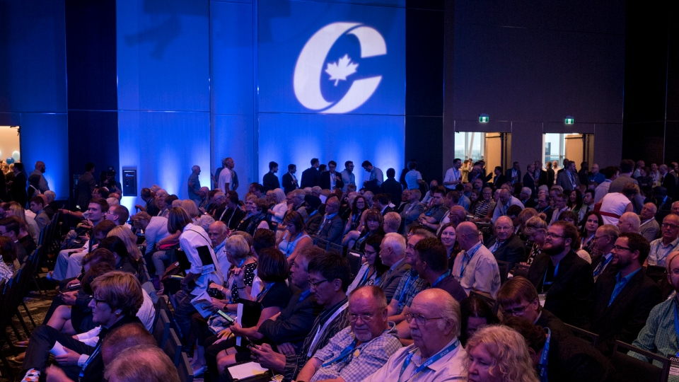 Conservative national convention