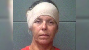 Martinne Delavega, 54, was cleared on an assault charge on Aug. 24, 2018. (Onslow County Sheriff's Office)