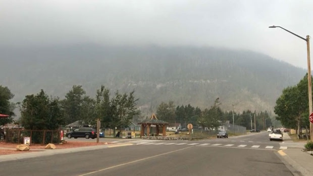New fire reported in northeast Glacier Park near Waterton Lake